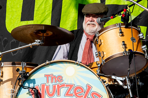 The Wurzels at Watchet Festival 2019