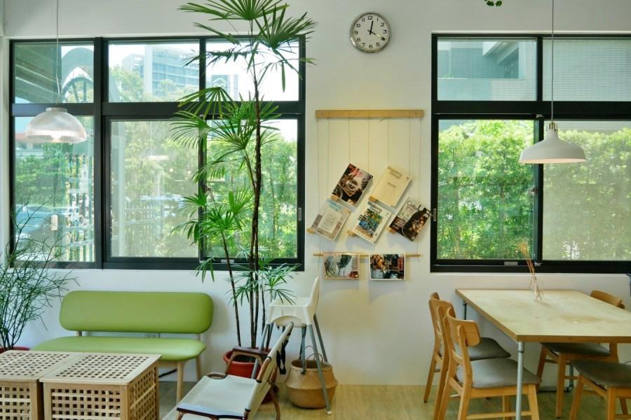 [大園美食]SHIFT Coffee 轉 咖啡烘焙|桃園高鐵站附近~青埔新開咖啡館.輕食.早午餐系列 @VIVIYU小世界