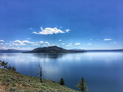 Day 1: East side of Yellowstone Lake