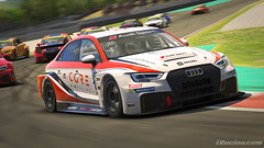 CoRe 2K19 Audi RS3 LMS | Race