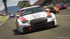 CoRe 2K19 Audi RS3 LMS | Start