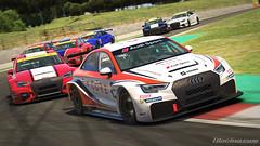 CoRe 2K19 Audi RS3 LMS | Corner