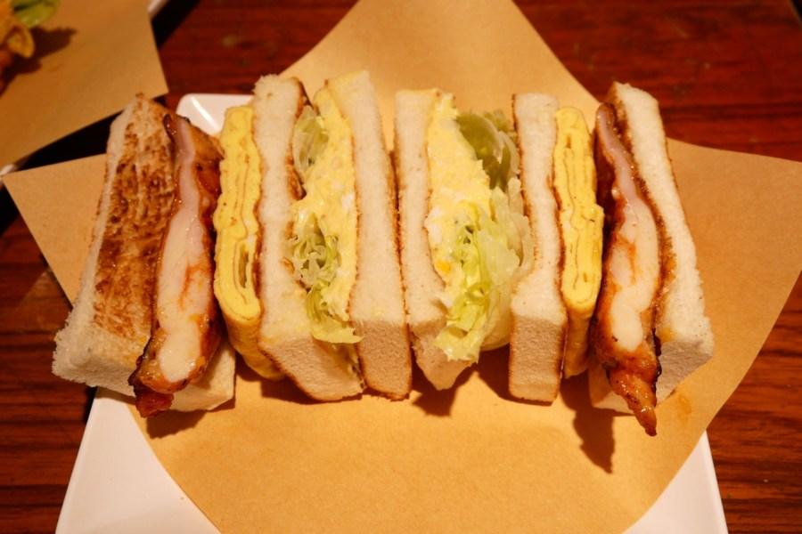 中正藝文特區,吐柴主碳烤吐司,懷舊風格,文青早餐,桃園美食,藝文特區美食 @VIVIYU小世界