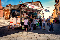 Toscane 2019 / Sinalunga / Marché