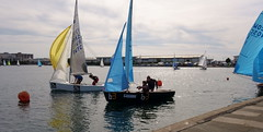 24 Hour Yacht race  Marine lake