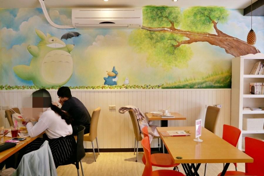 [中壢美食]小巷43-Alley Cafe|中原商圈內人氣餐廳~寵物友善平價美味早午餐 @VIVIYU小世界