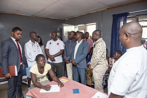 AHF Malawi Launch & the commission of the renovated Ngabu Rural Hospital