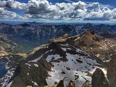 On Windom Peak looking south