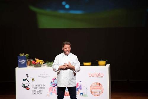 5ª Feira de Turismo (prévias)- aula-show com o chef Claude Troisgros (2)