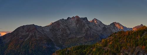 Tour de Tignet, Mont Paramont
