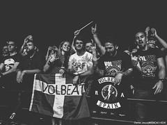 20191010 - Volbeat @ Coliseu dos Recreios