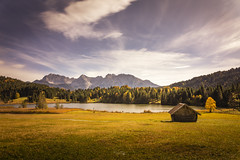 Autumn at the Geroldsee