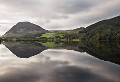 Loweswater reflection 2