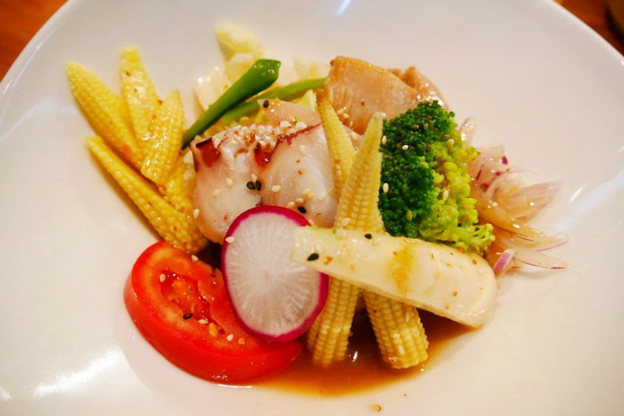 台中日式料理,台中無菜單日式料理,台中美食,台中鵝肉,大沙公,新一點利黃昏市場,鵝房宮,鵝房宮鵝肉日式概念料理 @VIVIYU小世界