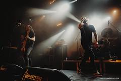 20191013 - Touché Amoré @ Amplifest'19