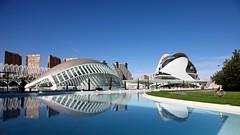 Palau de les Arts Reina Sofia / Hemisfèric / Ciutat de les Arts i les Ciències / Valencia