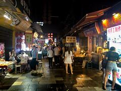 Street market of Xi'An