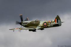 Spitfire XIVe MV268 G-SPIT - Anglia Aircraft Restorations Ltd