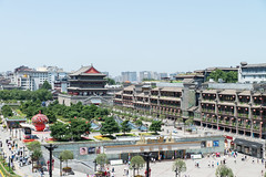 The Drum Tower of Xi'an