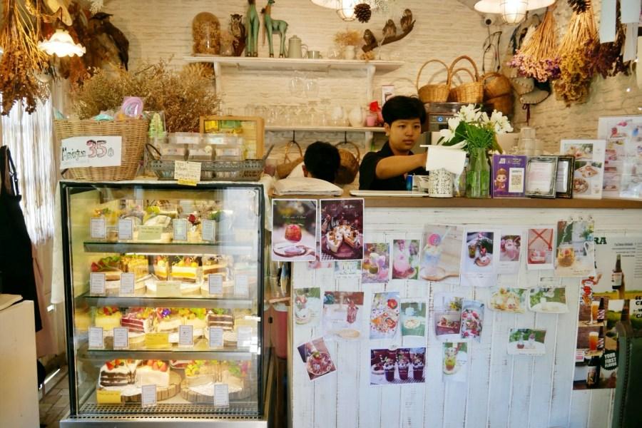 Pa Dee,ร้านปาฎี,泰國下午茶,泰國旅遊,羅勇下午茶,羅勇咖啡館,羅勇甜點,羅勇網美店,羅勇美食 @VIVIYU小世界