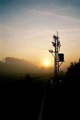 Energie im Morgenlicht