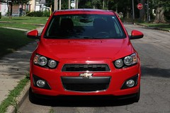 My Car: 2015 Chevy Sonic
