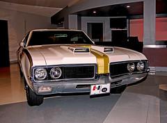 1969 Hurst Olds 455