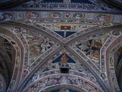 Battistero di San Giovanni Battista, Siena