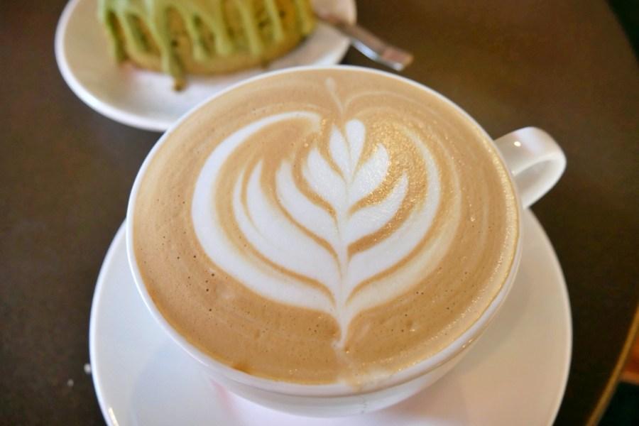 嘉義咖啡,嘉義甜點,嘉義美食,嘉義蛋糕,文化路夜市,精品咖啡豆,聖塔咖啡 @VIVIYU小世界