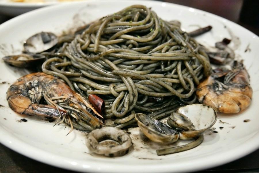[龜山美食]ZERO Pasta 義式廚房|龜山後街上高CP值平價義大利麵‧價格親民份量多選擇多樣化符合大眾口味 @VIVIYU小世界