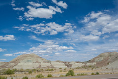 Random roadside attractions in Wyoming