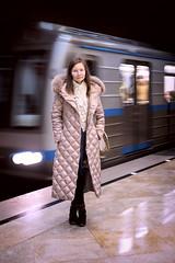 В метро 3 / In the subway 3