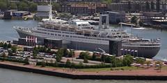 SS Rotterdam aan de Maashavenkade 1