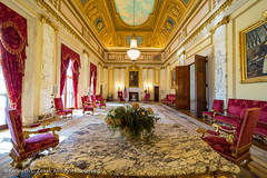 State Reception Room, Rhode Island State House