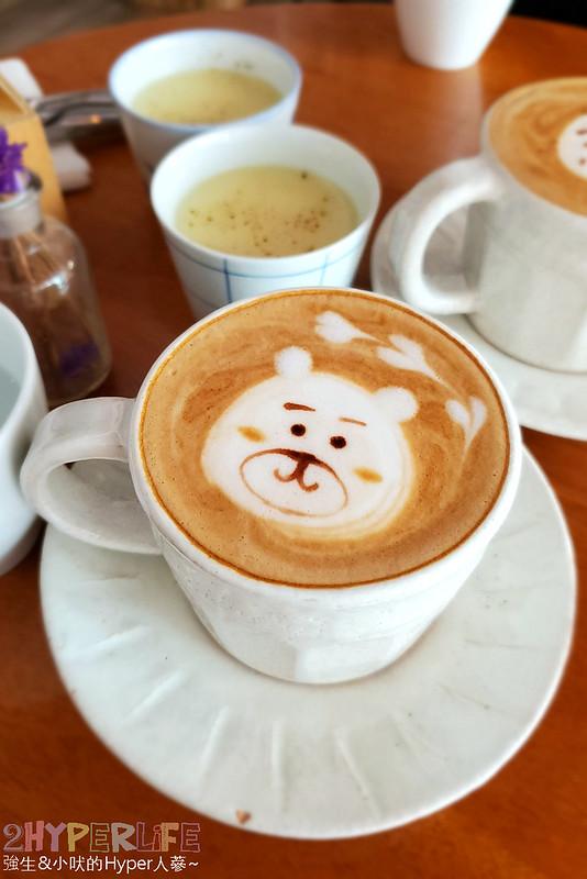 49186992138 e7734560ca c - 老宅改建咖啡屋空間感舒適,Mitaka s-3e Cafe還有可愛龍貓站牌造景可以拍照,友藏拉花也很有梗!