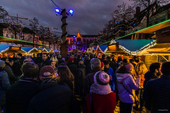 Christmas Market / Brussels