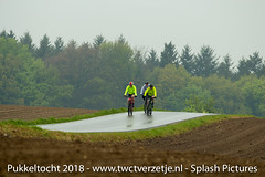 Pukkeltocht 2018 - TWC 't Verzetje (326)