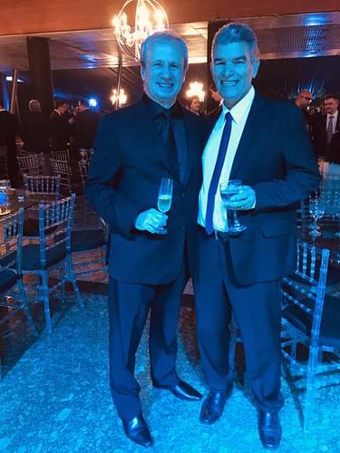 Sergio Leite e Elias Caetano