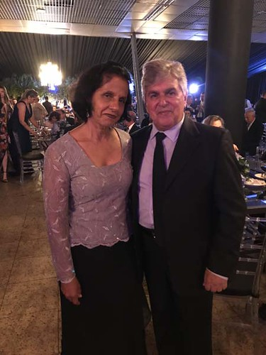 Sandra e Amilar Silveira