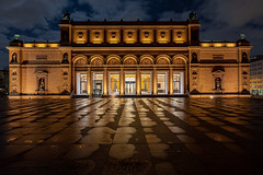 Kunsthalle Hamburg, Germany - Erneute Aufnahme mit dem perfektem Sigma 14mm F1.8 Art