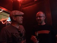 Depeche Mode Fans at Monster Ronson's Ichiban Karaoke