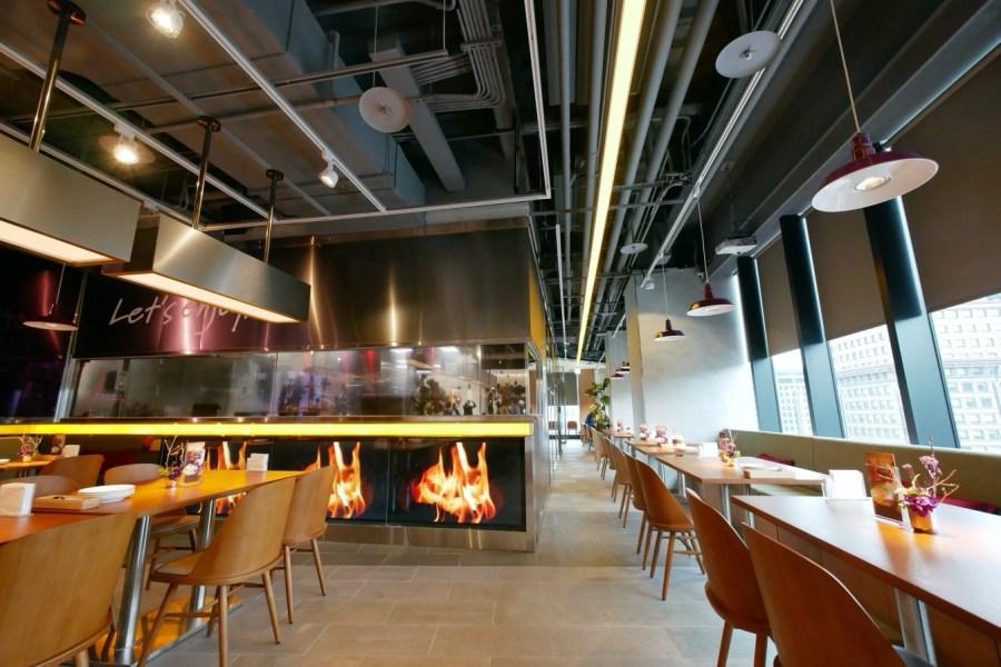 [台北美食]遠百信義A13|月月Thai BBQ泰式燒烤~捷運市政府站.宵夜時間嚐串燒小酌 @VIVIYU小世界