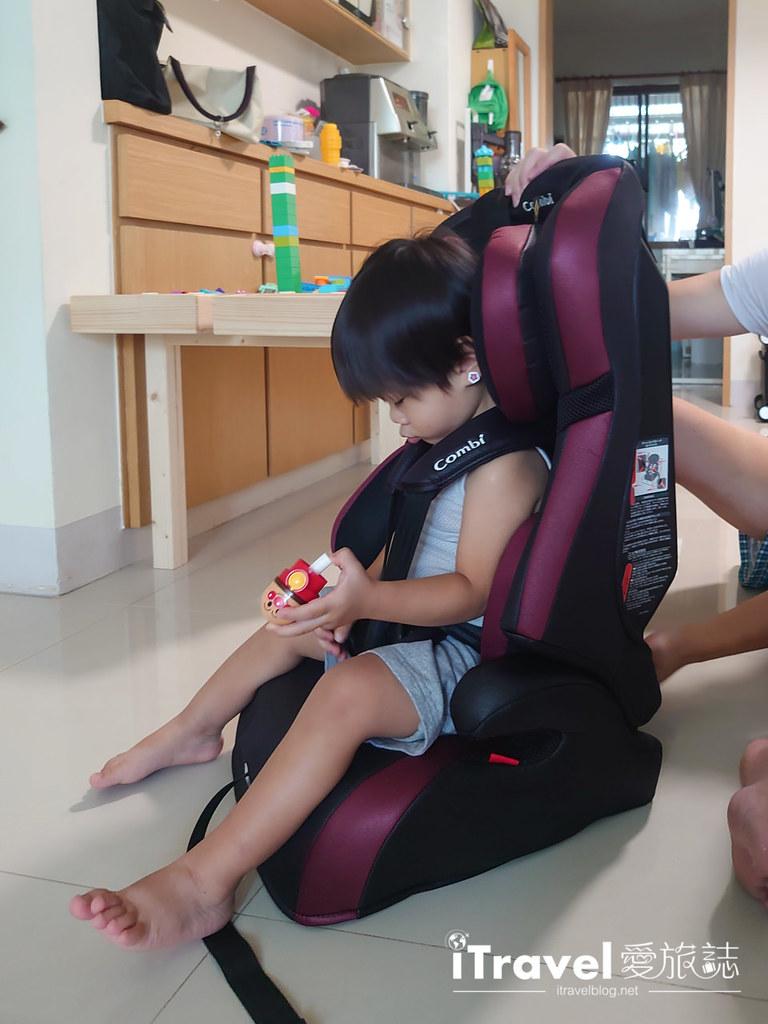 Combi兒童安全座椅 (15)