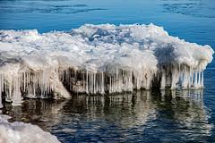 Ice Crystal Island
