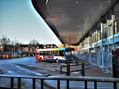 Stagecoach Bus 35146, Worksop Bus Station. Nottinghamshire.