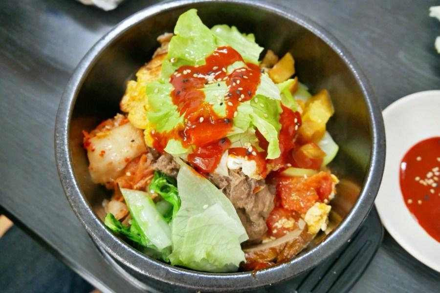 [桃園美食]麥食達韓式料理美食專賣店|桃園市政府附近台式口味的韓式料理.平價小吃 @VIVIYU小世界
