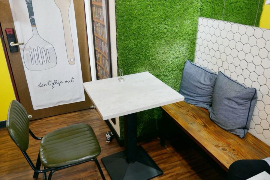 [桃園美食]晨司,早餐到這裡吃|銅板美食~中正藝文特區附近早午餐~韓式土司盒.現點現做 @VIVIYU小世界