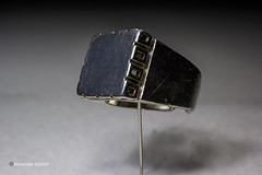 Silver Jewelry Ring
