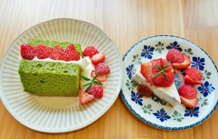 [桃園美食]WEBBERHOOD COFFEE ROASTERS|桃園戶政事務所附近的小型咖啡館~自製甜點遇上莓好的草莓季 @VIVIYU小世界