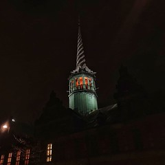 Copenhagen Børsen spiral tower